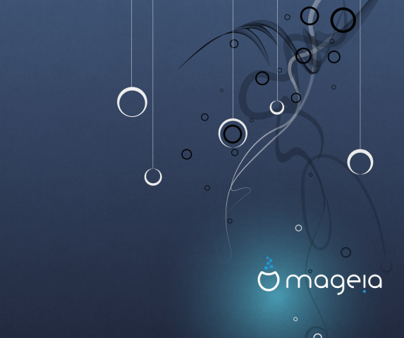 Mageia 3 artwork