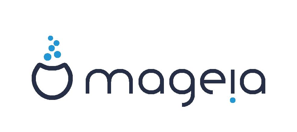 New Mageia logo