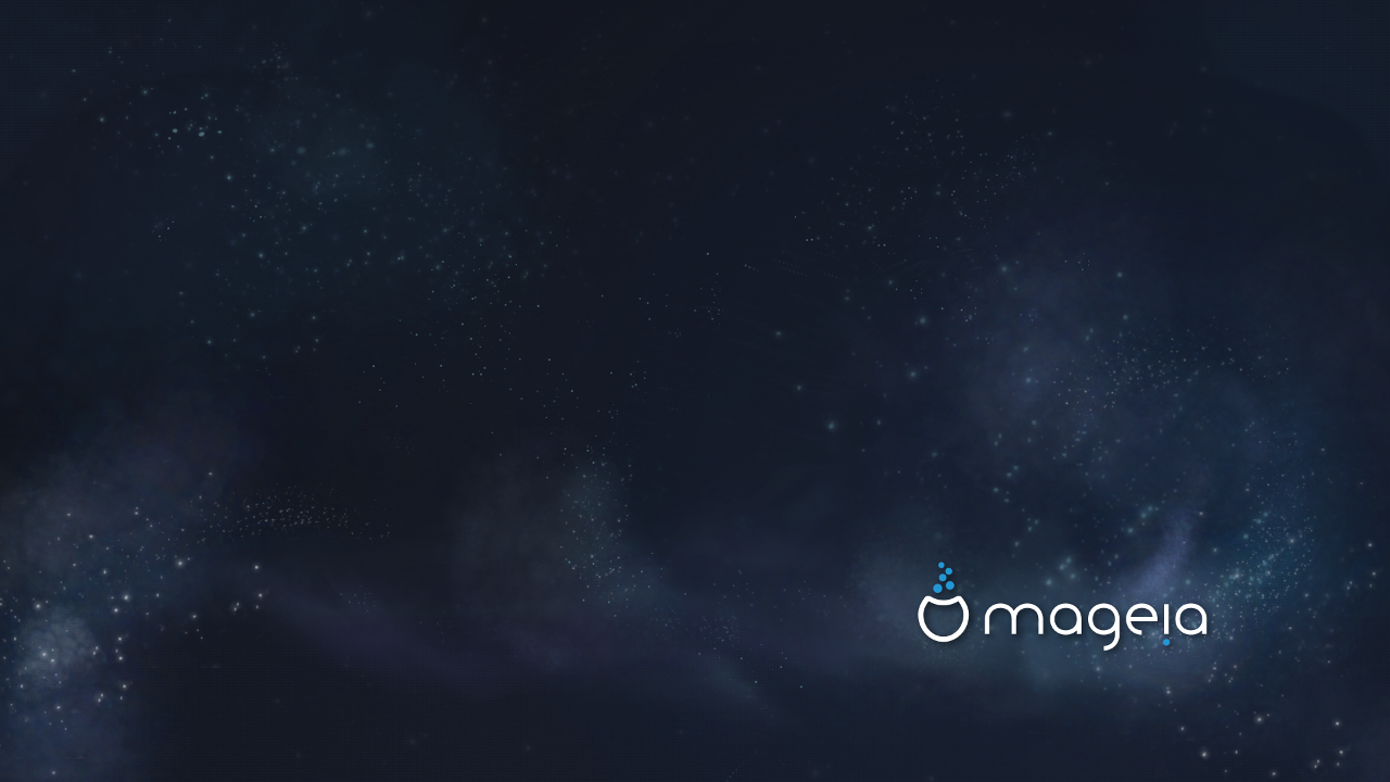 Mageia 5 official wallpaper