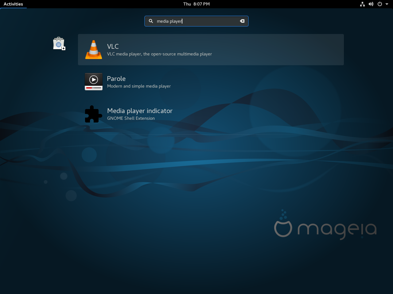 Searching for installable apps through GNOME Shell